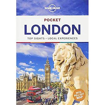 Lonely Planet Pocket London� (Travel Guide)