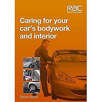 Skötsel av bilens kaross och inredning (RAC handbok)