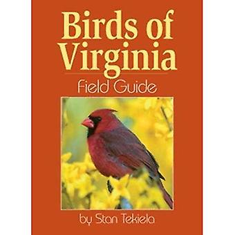 Birds of Virginia Field Guide (Our Nature Field Guides)