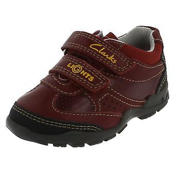 Jungen Clarks Casual Flashtime Schuhe