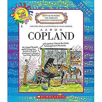 Aaron Copland (Kennenlernen der weltweit größten Komponisten)