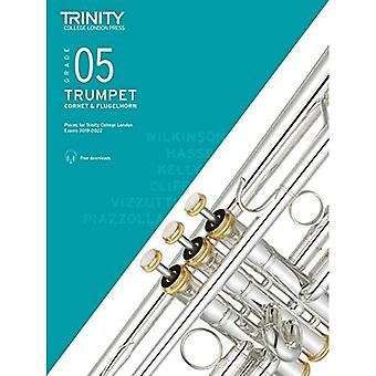 Trinity College London Trumpet, Cornet & Flugelhorn Exam Pieces 2019-2022. Grade 5
