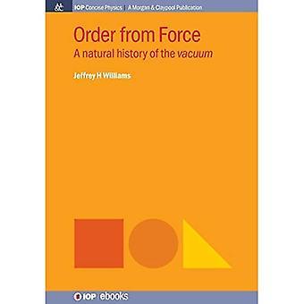 Ordine da forza: una storia naturale del vuoto