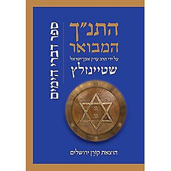 Hatanakh Hamevoar met commentaar van Adin Steinsaltz: Divrei Hayamim