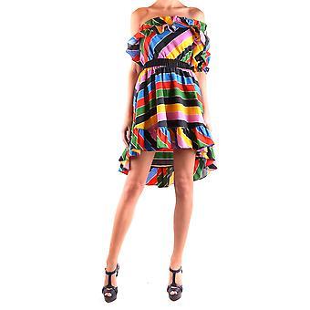 Philosophy By Lorenzo Serafini Multicolor Cotton Dress