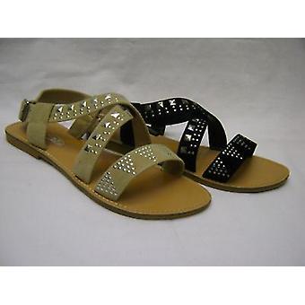 Dames plek op sandalen F0298