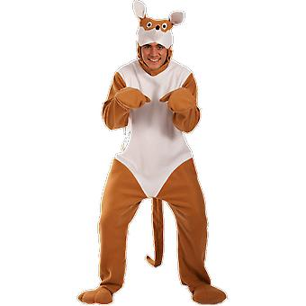 Orion Costumes Mens Kangaroo Australia Day Animal Novelty Fancy Dress Costume