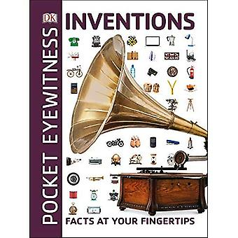 Inventions: Facts at Your Fingertips (Pocket Eyewitness)