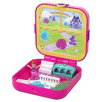Polly Pocket GDK80 dolda gömställen Little Princess pad