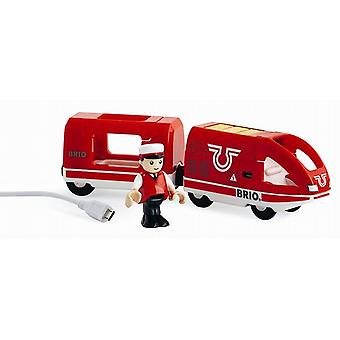 BRIO Travel Rechargeable Train