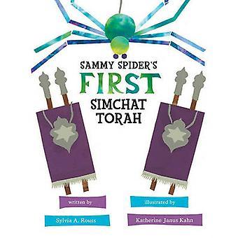 Sammy Spider's First Simchat Torah by Sylvia A Rouss - 9780761339663