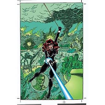 Black Widow - Web of Intrigue by Gerry Conway - Ralph Macchio - George