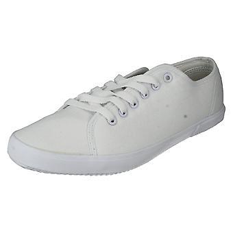 Lugar de hombres en la lona de los zapatos estilo - F8684