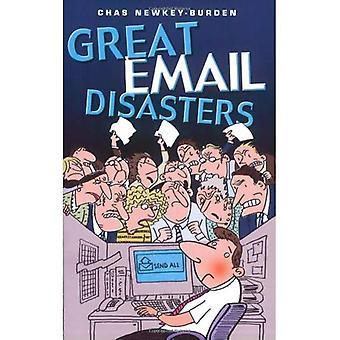 Stora e-katastrofer