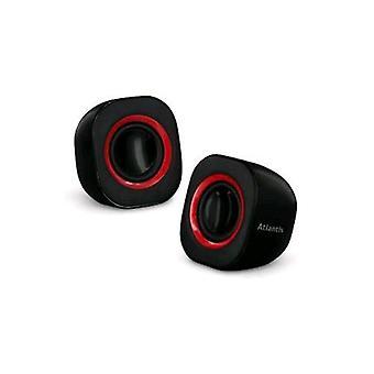 Atlantis land sound power 410 pc speakers 5w