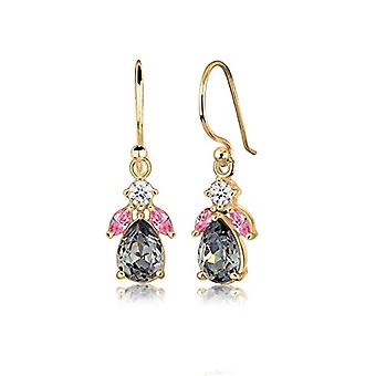 Elli Pendulum Earrings And Silver Women's Drop 310551117