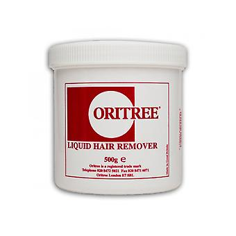Oritree Original Liquid Hair Remover Pure Natural Soft Wax For Face & Body 500g