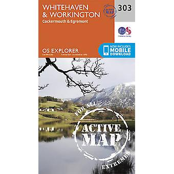 Whitehaven and Workington by Ordnance Survey - 9780319471753 Book