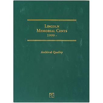 Lincoln Memorial Cent Folder 1999 2008 Lcf31