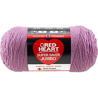 Red Heart Super Saver Yarn-Orchid E302C-0530