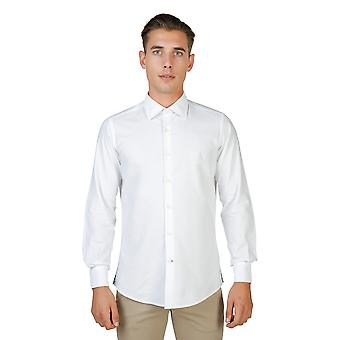 Oxford University Shirt Men weiß