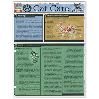 Quick Study Reference Guide-Cat Care QS-27439
