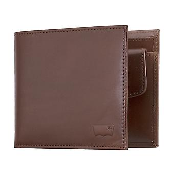 Levi BB´s men's purse wallet purse Brown 4923