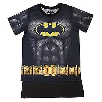 Batman sublimiert Jugend Kostüm T-Shirt