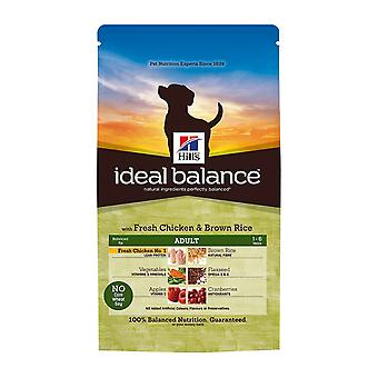 Hill's Ideal Balance Canine Adult With Fresh Chicken And Brown Rice 2kg