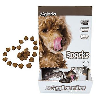 Creaciones Gloria Display Hearts Fish (30 Sachets 75gr) (Dogs , Treats , Biscuits)