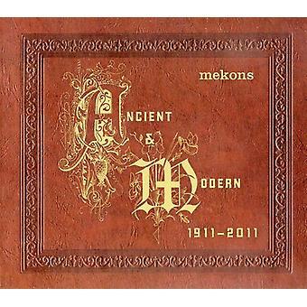 Mekons - gamle & moderne [CD] USA import