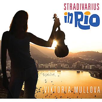 Mullova/Byg/Clarvis/Guello/Freitas - Stradivarius i Rio [CD] USA import