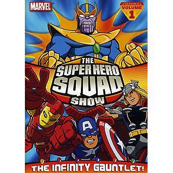 Super Hero Squad Show Vol. 1-Infinity Gauntlet [DVD] USA import