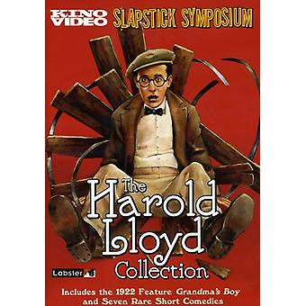 Harold Lloyd [DVD] USA import