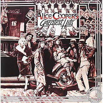 Alice Cooper - Alice Coopers Greatest Hits [Vinyl] USA import