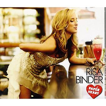 Risa Binder - Papierherz [CD] USA import
