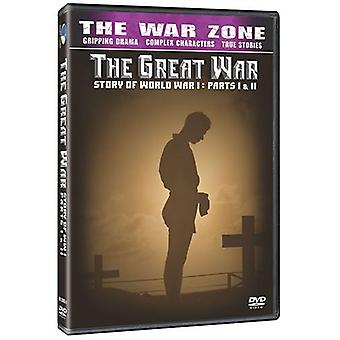 Great War Story of WWI Pt. 1/2 [DVD] USA import