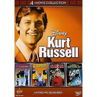 Kurt Russell [DVD] USA import