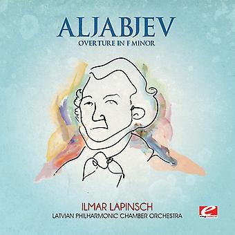 Aljabjev - Ouverture in F mineur [CD] USA importeren