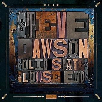 Steve Dawson - Solid stater & løse ender [Vinyl] USA import