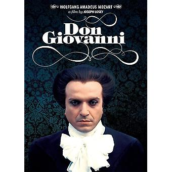 Don Giovanni (1979) [DVD] USA importerer