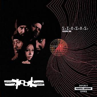 Gespenster - S.I.O.S.O.S.: 1 [CD] USA import