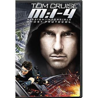 Mission: Impossible Ghost Protocol [DVD] USA import