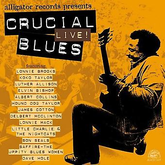 Entscheidende Live-Blues - import entscheidende Live Blues [CD] USA