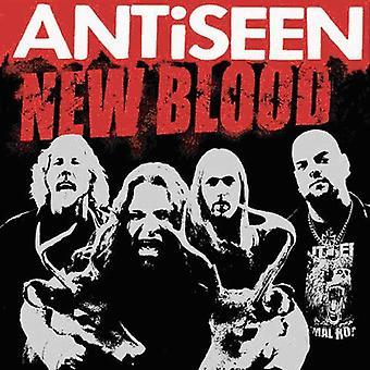 ANTiSEEN - nyt blod [CD] USA import