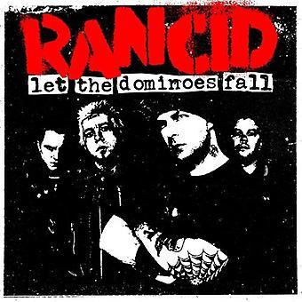 Rancid - permette l'importazione USA Dominoes Fall [CD]