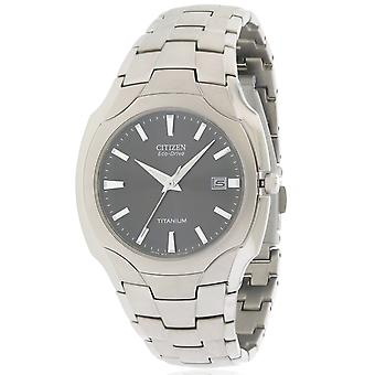 Citizen Eco-Drive titanio Mens Watch BM6560 - 54H