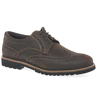 Rockport Marshall Wing Tip Mens Brogues