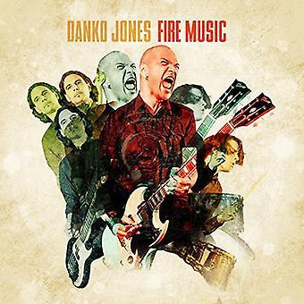 Danko Jones - brand musik [Vinyl] USA import
