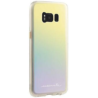 Case-Mate Naked Tough Samsung Galaxy S8 Plus Phone Case - Iridescent/Multi-colour